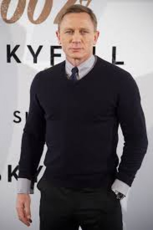 "Daniel Craig, the last Hollywood star to be ""James Bond: Agent 007"""