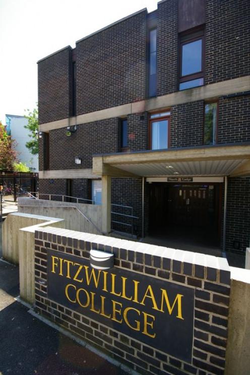 Fitzwilliam College North Lodge