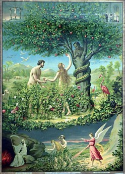 Garden of Eden and the US Constitution?