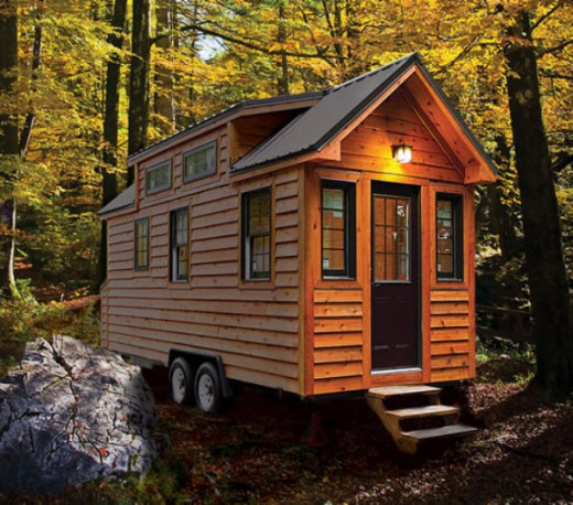 Tiny houses: one of my current obsessions.