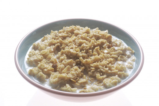 Thick & Creamy Oatmeal