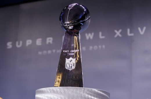 Who will walk away with the Lombardi trophy Sunday night?