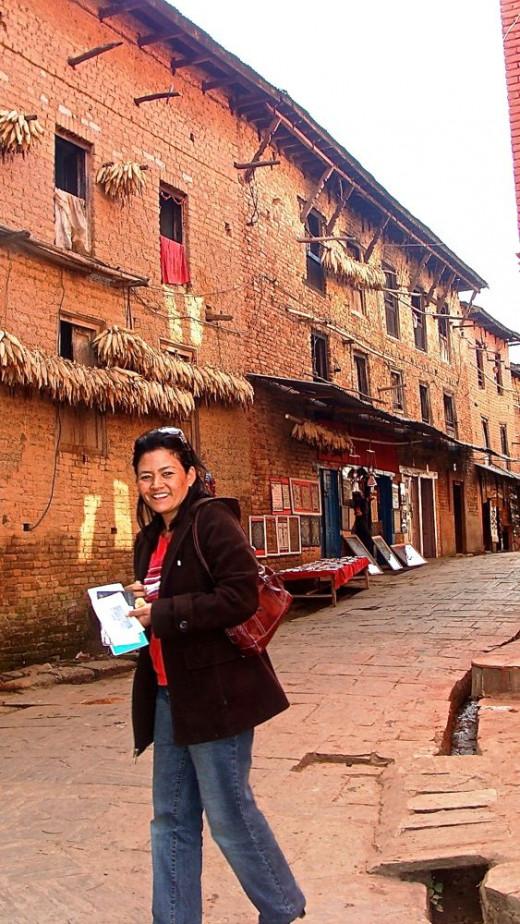 The Old Village of Changu