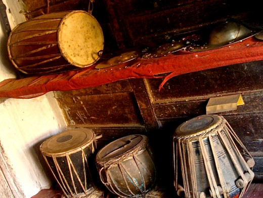 Drums in the Museum