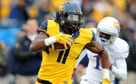 Kevin White, WR, West Virginia