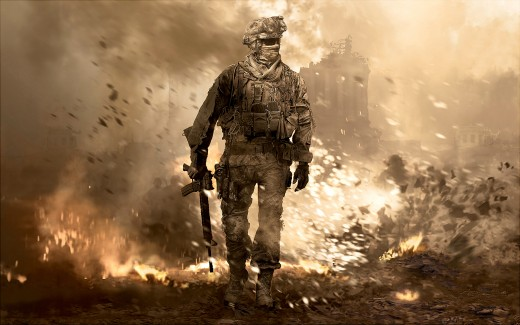 The Call of Duty: Modern Warfare series is on here purely for the fact that its just damn impressive. This title seemingly over night exploded into the highest selling franchise in history. And they made it work. For a while that is...