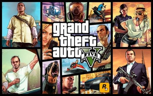 Grand Theft Auto V is here just because it's impressive. It didn't really hit any milestones or revolutionize anything, but it did have the largest explorable map to date and made great use of the three character story line. GTA still stands tall.
