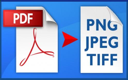 Convert PDF into Image