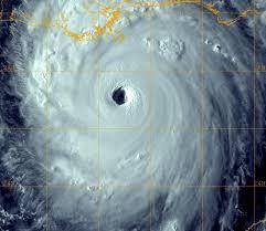 Photo of a killer.  Hurricane Katrina