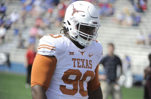 Malcolm Brown, DT, Texas