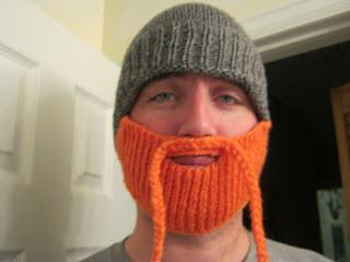 Mountain Man Bearded Cap
