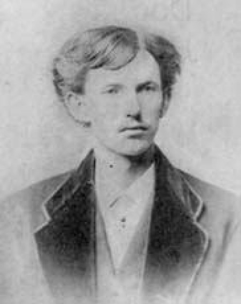 Doc Holliday -- dentist, gunslinger, and cowboy