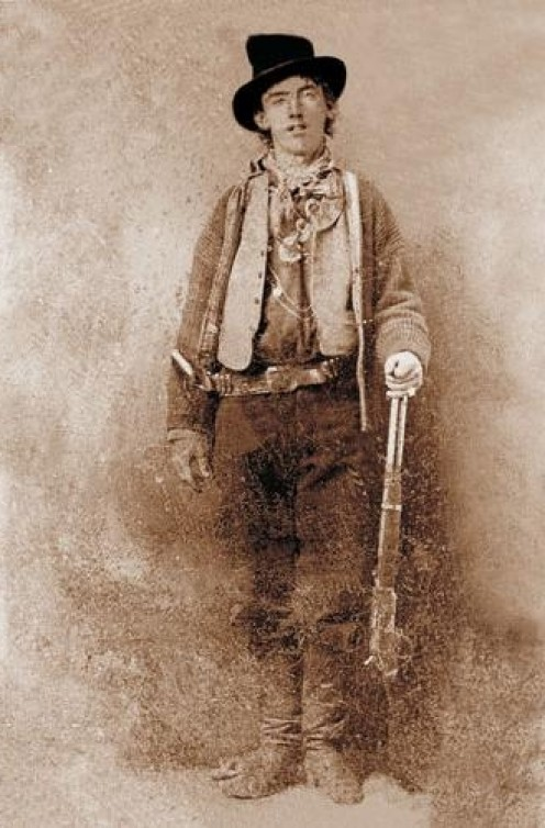 William Bonney a/k/a Billy the Kid
