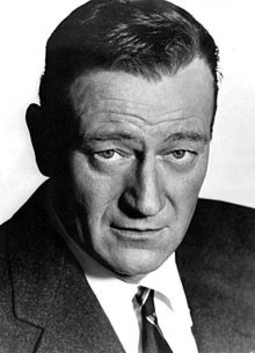 "The ""Duke,"" John Wayne"