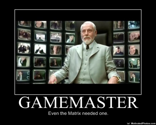 Game master everyone is one