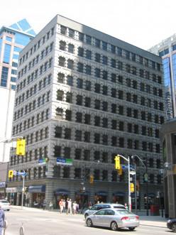 Lumsden Building, Toronto, Canada