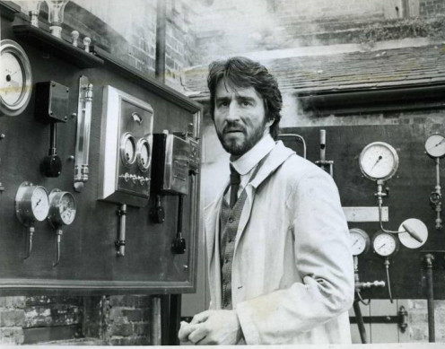Sam Waterston in Q.E.D.