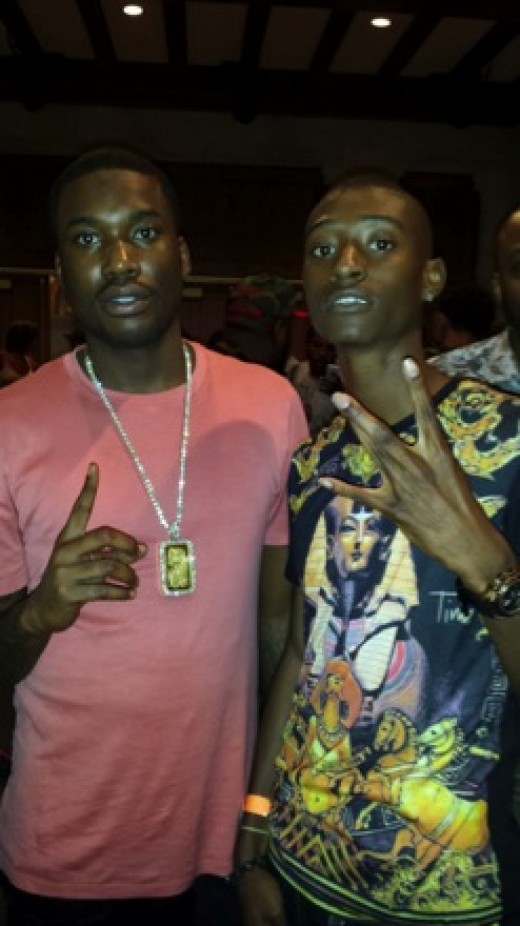 Meek Mill has had a hard time following probation rules