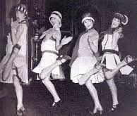 Flappers: Pretty and talented