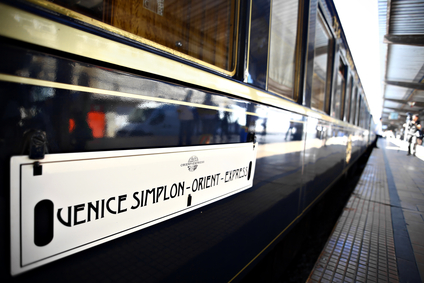 The Orient Express - Setting For One Of Agatha Christie's Most Famous Crime Thrillers