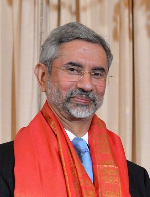 Dr. S Jaishankar, new Foreign Secretary