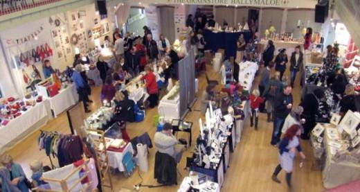 Ballymaloe Crafts fair source : The Irish Times