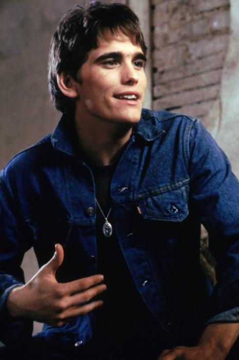 Dally Winston, from the 1983 The Outsiders film.