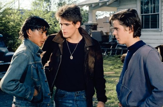 Many juveniles grow up in circumstances similar to those found in The Outsiders.