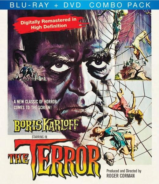 """The Terror"" DVD cover"