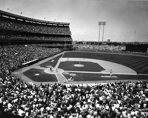 Shea Stadium, 1965