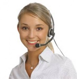 A cheerful voice by a sweet receptionist is always a good part of the day
