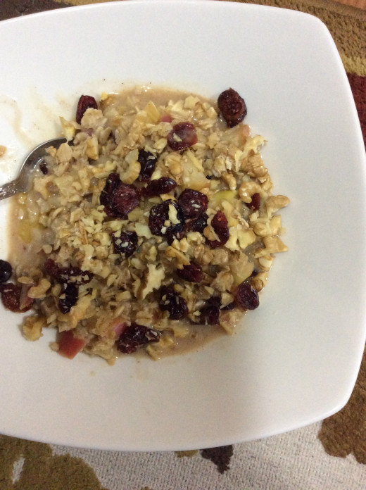 Aunt Sallie´s Thick & Chunky Oatmeal