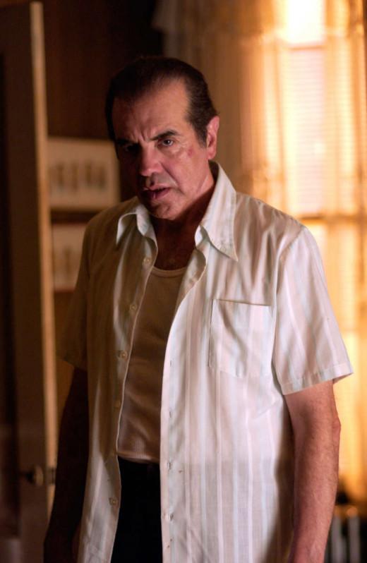 Chazz Palminteri as Dito's father Monty