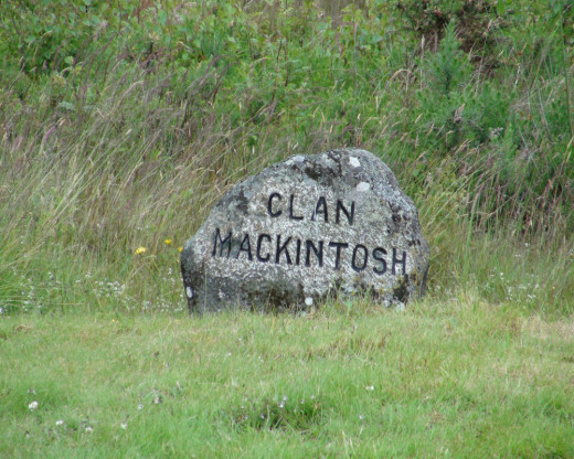 """CLAN MACKINTOSH"""