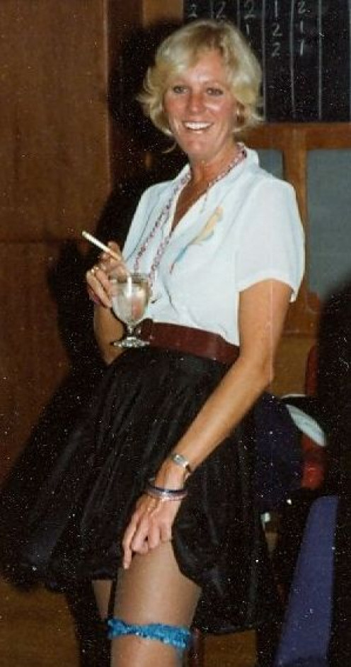 Sue Allen, Stroud's ex-wife