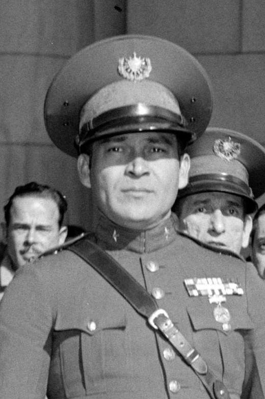 Fulgencio Batista, Dictator of Cuba 1952-1959