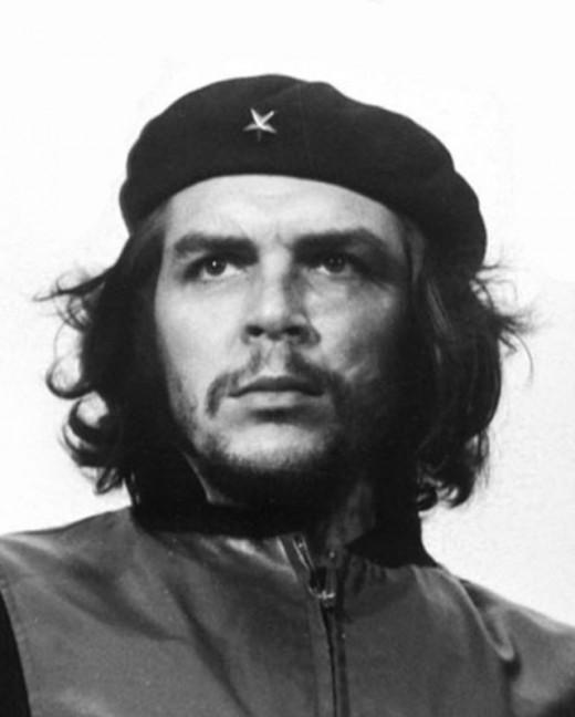 Che Guevara, the iconic revolutionary