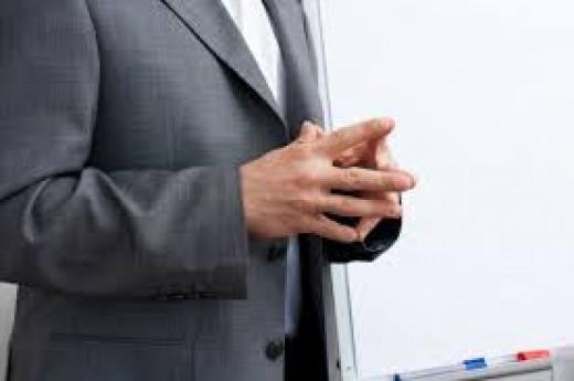 Hand gestures also speak!