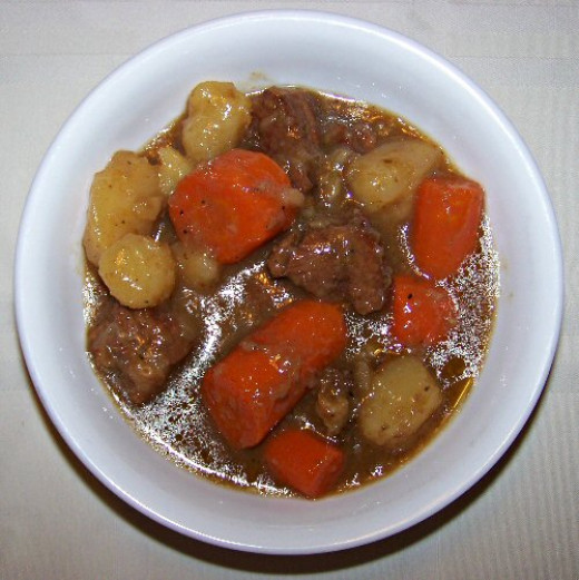Beef stew is a hearty, cheap and easy one-pot meal