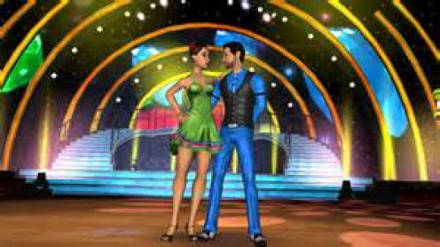 "Dancing with the Stars, ""the game"", is based on the hit television show with the same name."