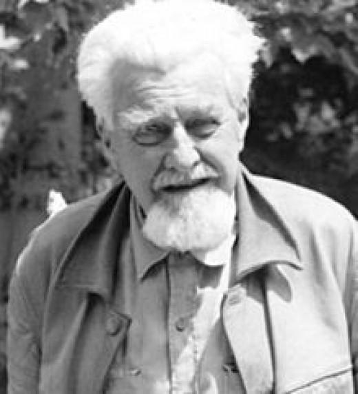 Konrad Zacharias Lorenz 1903-1989