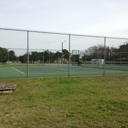 Cat Hollow Park Round Rock TX - Tennis Courts