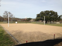 Cat Hollow Park Round Rock TX - Volleyball Courts