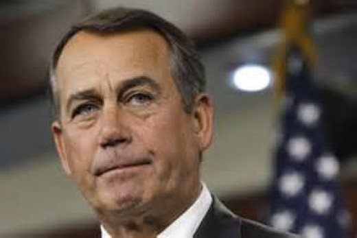 Speaker of The House, Boehner, who told how he worked his way through college with having lots of jobs. But Mr. Speaker, that was years ago