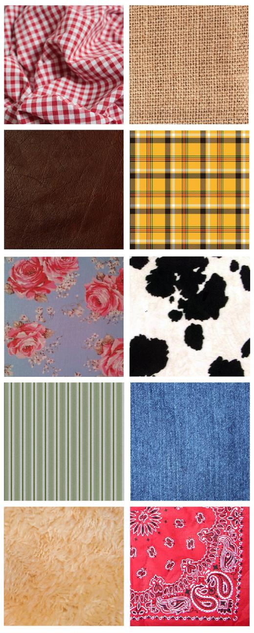 Cowboy / Western Fabrics [3]