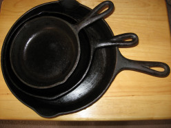 Cast IronSkillets Care and Maintenance