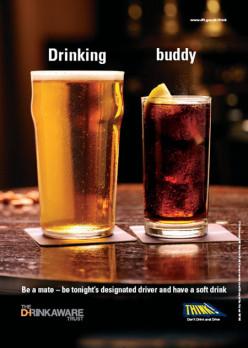 Keys or drinks? Leave both on the bar