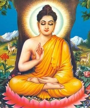 Goutama Buddha Meditating Under A Tree At Bodh Gaya, India Source: in.com gallery
