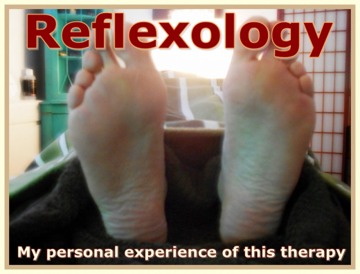 Find out about the health benefits I have gained from reflexology and read an interview with my therapist, Julia Stevens
