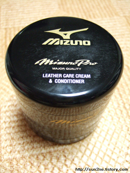 A good leather oil or conditioner is essential when breaking in your glove. The more conditioned it is the faster it will break in.